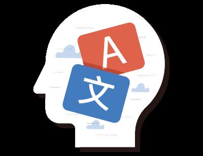 icon雙語詞彙