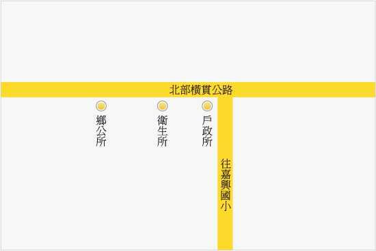 新竹縣尖石鄉衛生所位置圖